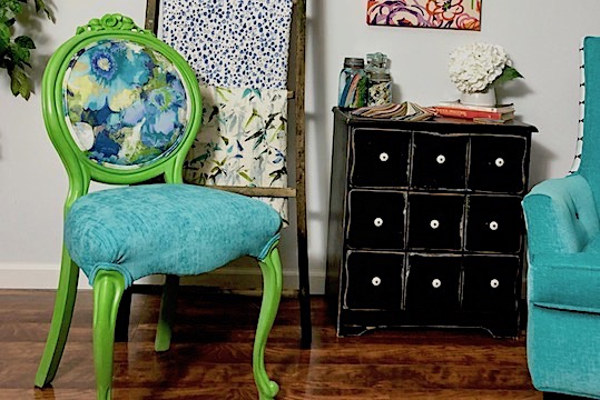Picture Back Chair Whimsy